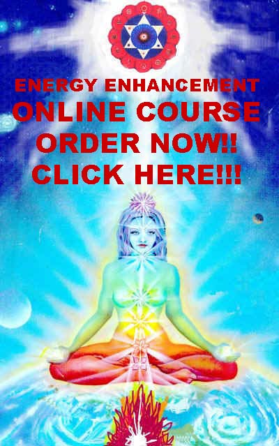 Meditation Energy Enhancement Online Course