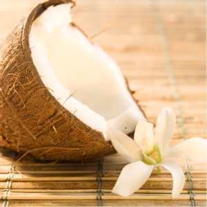 Coconut nutritional information