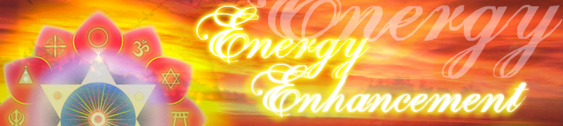 Meditation Energy Enhancement